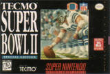 Tecmo Super Bowl II (Super Nintendo)